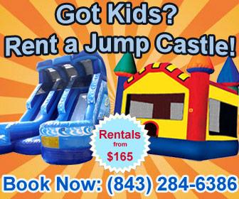 Charleston Jump Castle Rentals